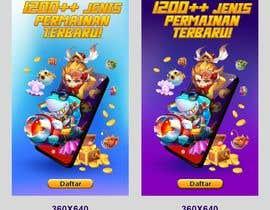 #41 for Gaming app promo banner design af zhen2710