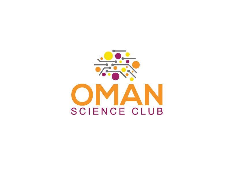 Inscrição nº 47 do Concurso para Design a Logo for Oman Science Club
