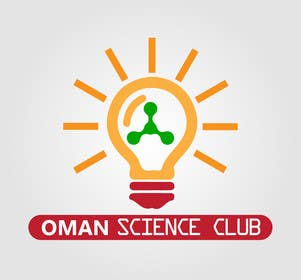 #35 for Design a Logo for Oman Science Club by cuongeke1