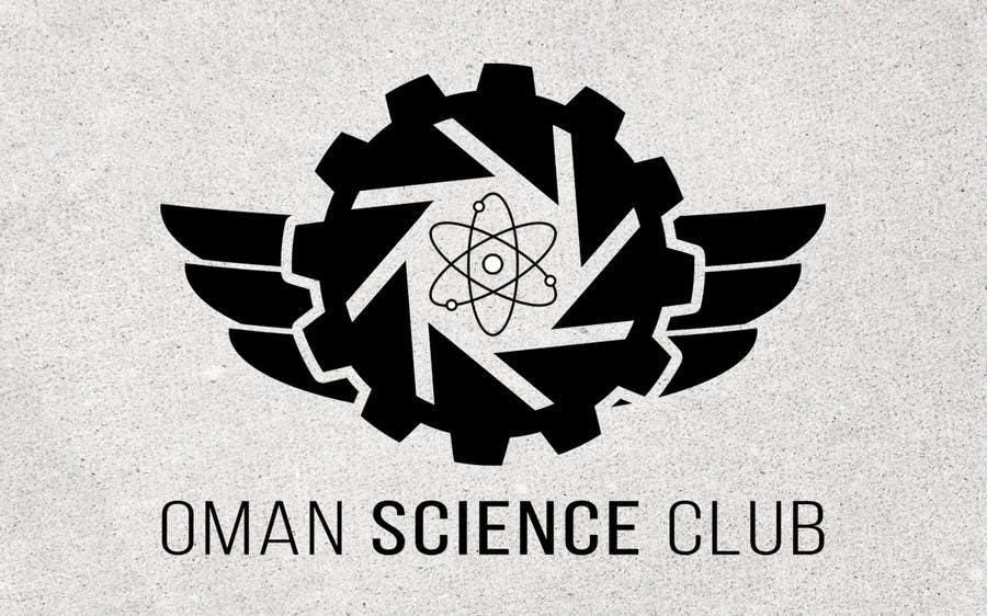 Inscrição nº 84 do Concurso para Design a Logo for Oman Science Club
