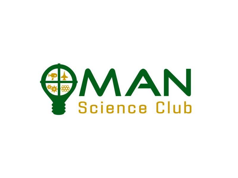 Inscrição nº 130 do Concurso para Design a Logo for Oman Science Club