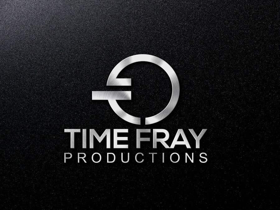 Penyertaan Peraduan #                                        105                                      untuk                                         Time Fray Productions Logo
