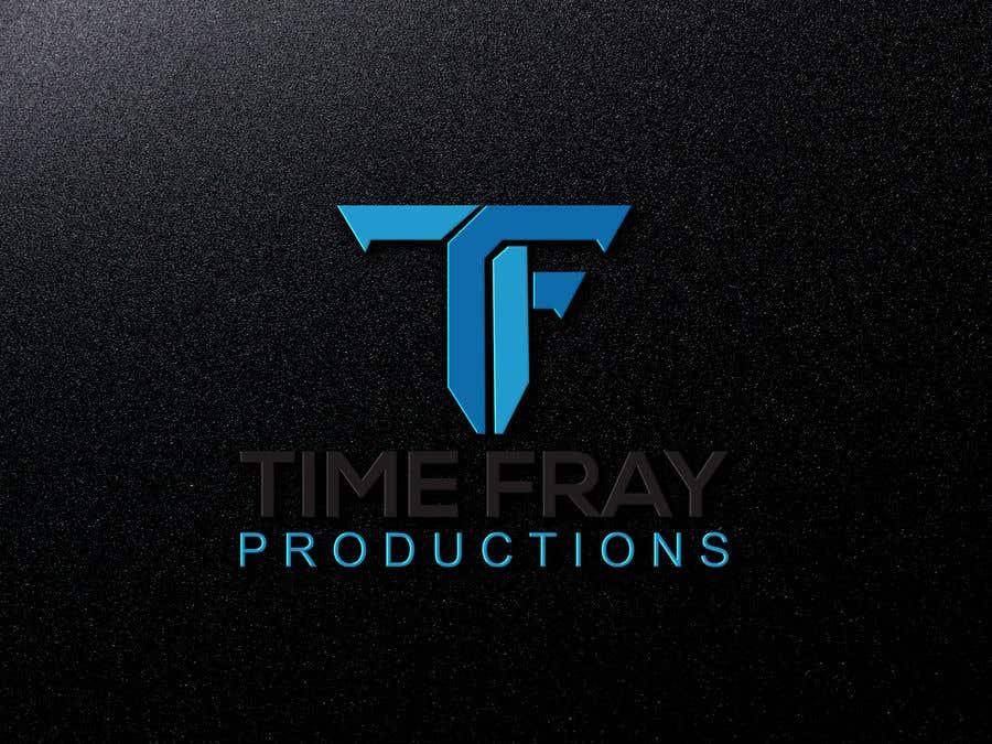 Penyertaan Peraduan #                                        118                                      untuk                                         Time Fray Productions Logo