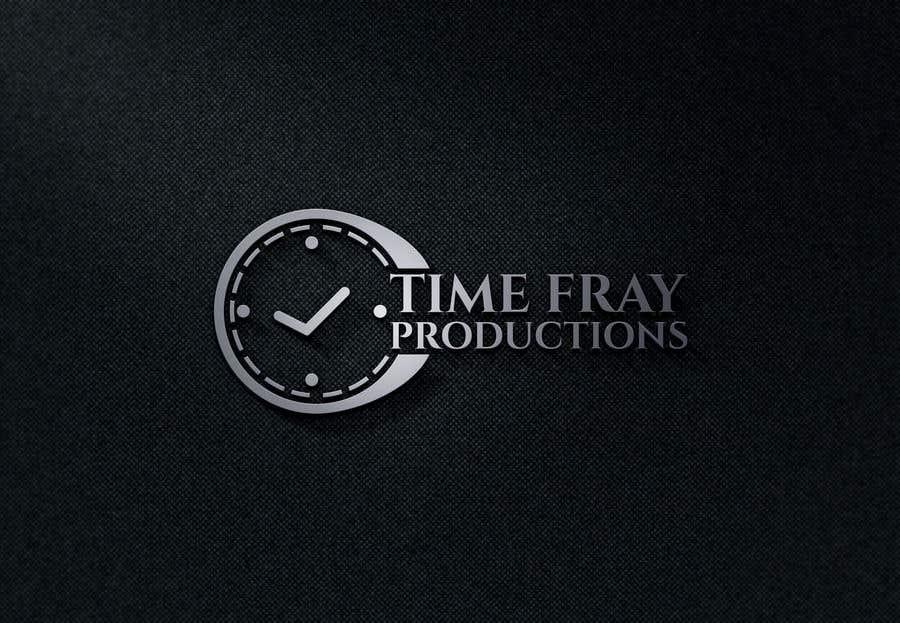 Penyertaan Peraduan #                                        286                                      untuk                                         Time Fray Productions Logo