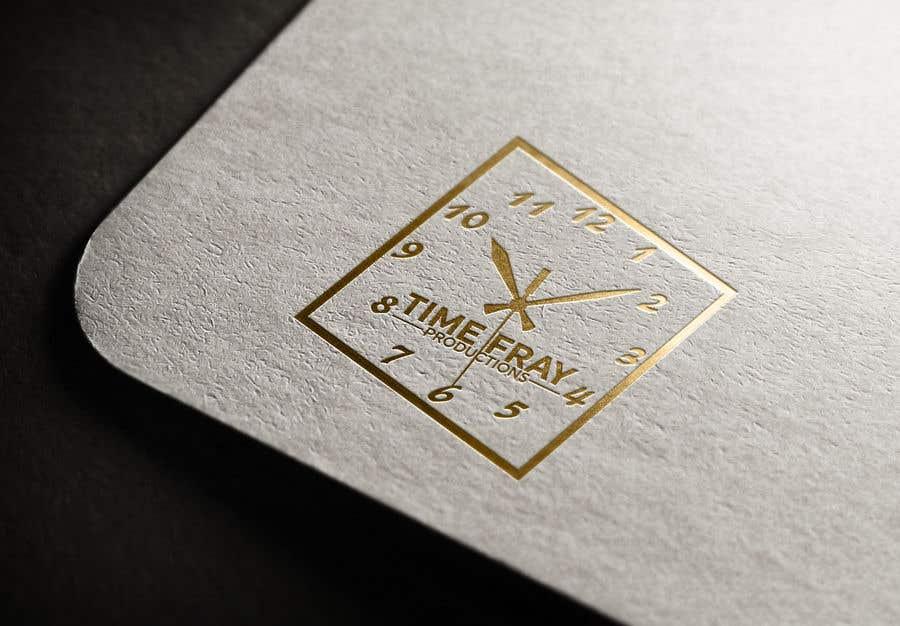 Penyertaan Peraduan #                                        208                                      untuk                                         Time Fray Productions Logo