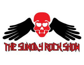 mfarooqkhan1990 tarafından Design a Logo for The Sunday Rock Show için no 34