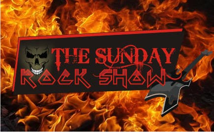 Contest Entry #52 for Design a Logo for The Sunday Rock Show