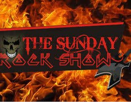 heruzarcashy tarafından Design a Logo for The Sunday Rock Show için no 52