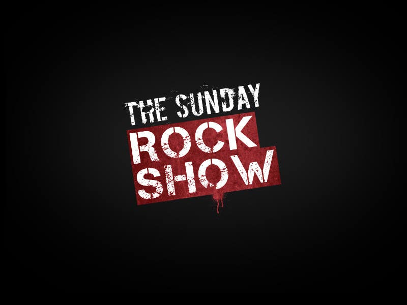 Contest Entry #50 for Design a Logo for The Sunday Rock Show