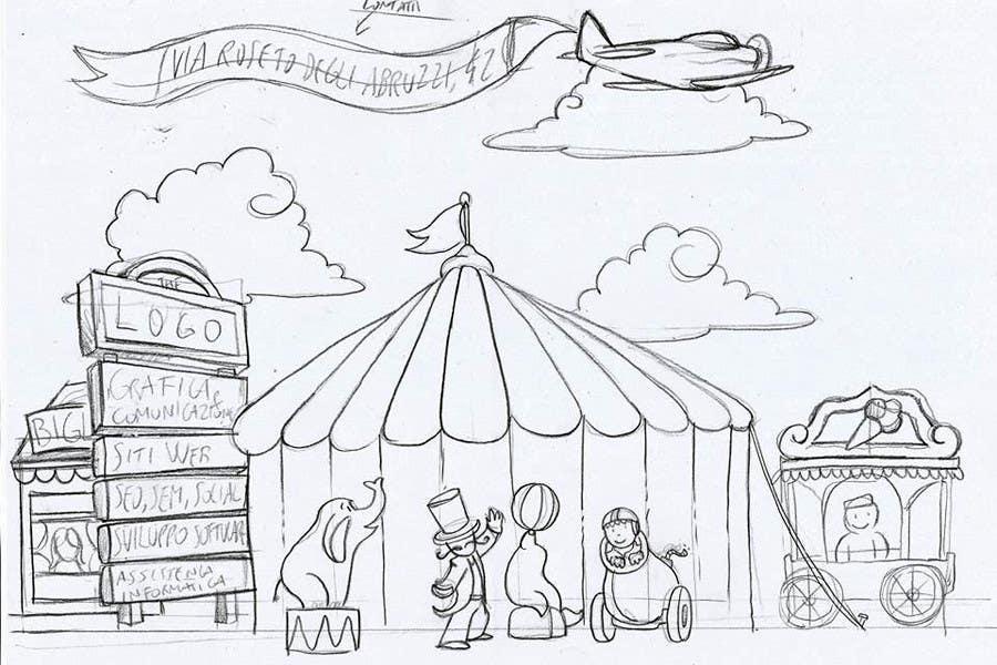 Contest Entry #                                        8                                      for                                         Disegnare una Brochure per Bambini