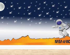 #451 for NASA Contest:  We Need a Cool Virtual Background to Celebrate our Program Winners by jahannusrat115