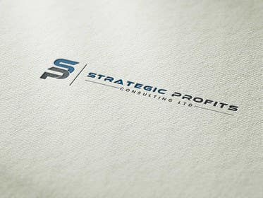 mohammedkh5 tarafından Design a Logo for Strategic Profits Consulting Ltd için no 129