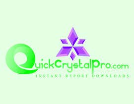 #1 para Design a Logo for QuickCrystalPro de weblionheart