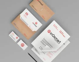 nº 367 pour Design company word mark logo  & business card par borisfilippov