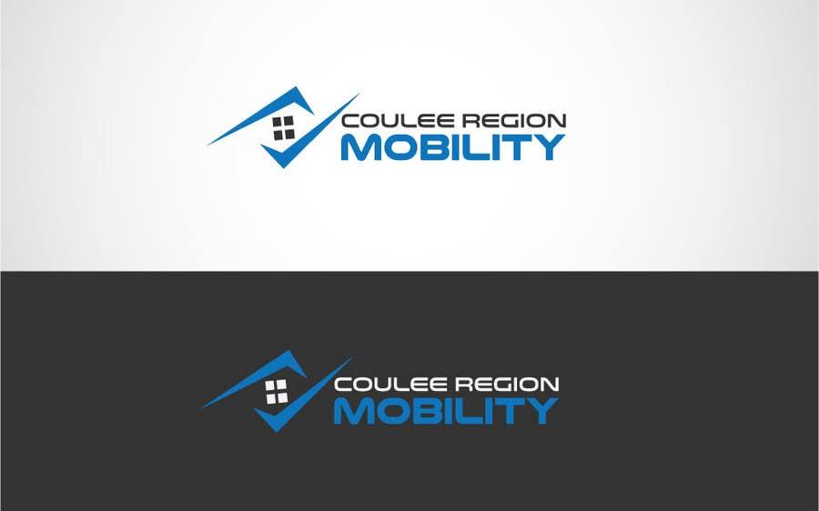 Konkurrenceindlæg #                                        28                                      for                                         Design a Logo for Coulee Region Mobility