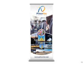 nº 12 pour Design a Banner Stand for Exhibition par bexony