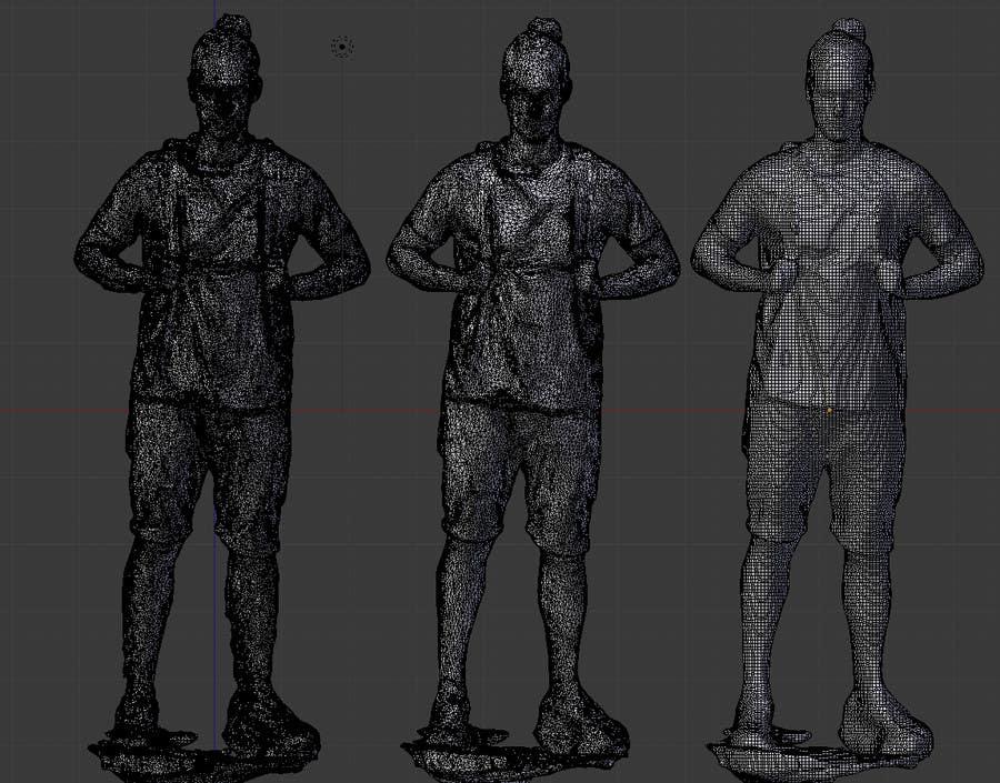 Konkurrenceindlæg #                                        8                                      for                                         Do some 3D Modelling for retouch
