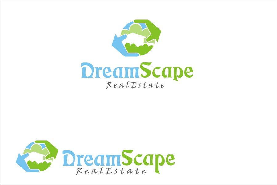 Penyertaan Peraduan #                                        47                                      untuk                                         Logo Design for a real estate investment site