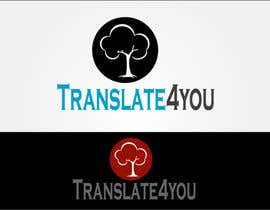 nº 30 pour Logo Design for Translate4you par Woow8