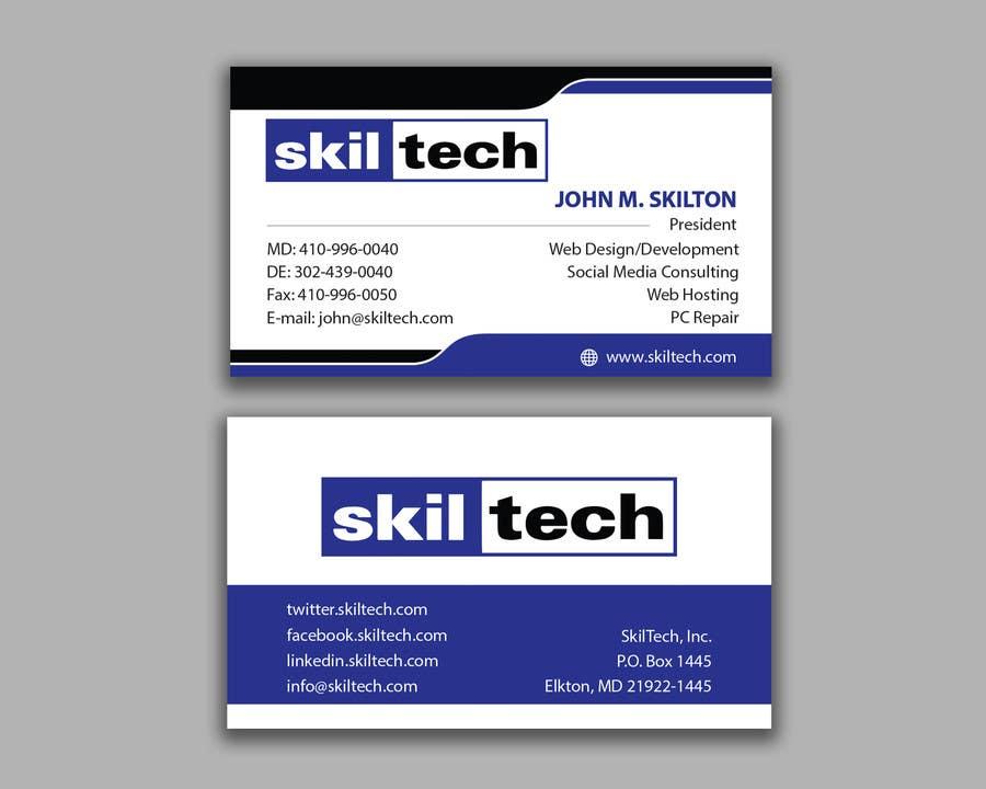 Konkurrenceindlæg #108 for Design Business Cards