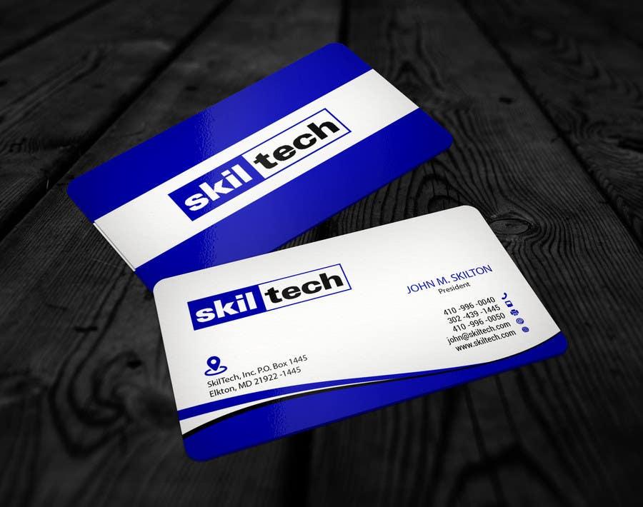 Konkurrenceindlæg #31 for Design Business Cards
