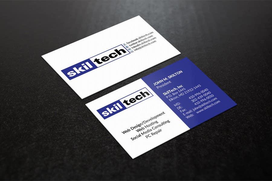 Konkurrenceindlæg #90 for Design Business Cards