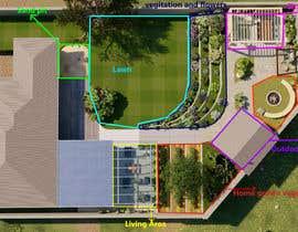 #41 untuk Design back garden oleh ghannitp
