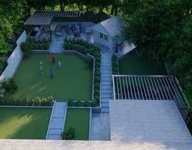 #43 untuk Design back garden oleh AlonsoSuarez