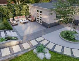 #34 untuk Design back garden oleh afrozaakter04
