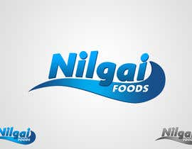 #134 cho Logo Design for Nilgai Foods bởi JustLogoz