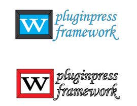 #1 for Logo Design for Pluginpressframework.com af MilosRankovic