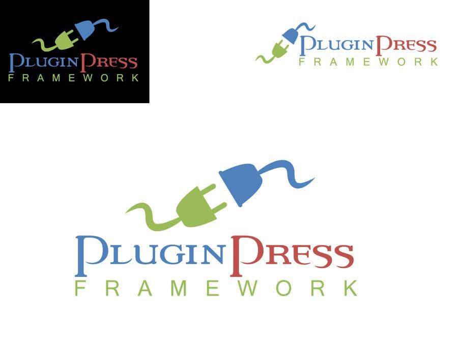 Konkurrenceindlæg #                                        12                                      for                                         Logo Design for Pluginpressframework.com