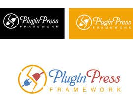 #18 for Logo Design for Pluginpressframework.com af ouit