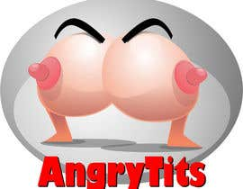 #23 for Logo for Android app AngryTits by sirbulescu