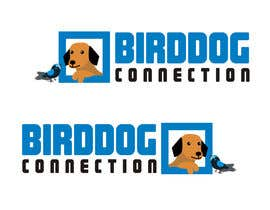 "nº 28 pour Design a Logo for ""The BirdDog Connection"" par asnan7"