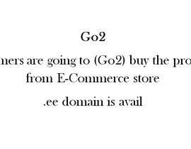 #89 for Generate a brand name and a logo for general e-store by gowthamsarathy