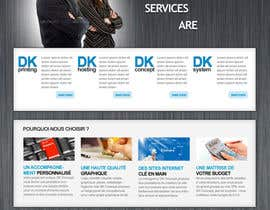 danangm tarafından Website Design for company group için no 15