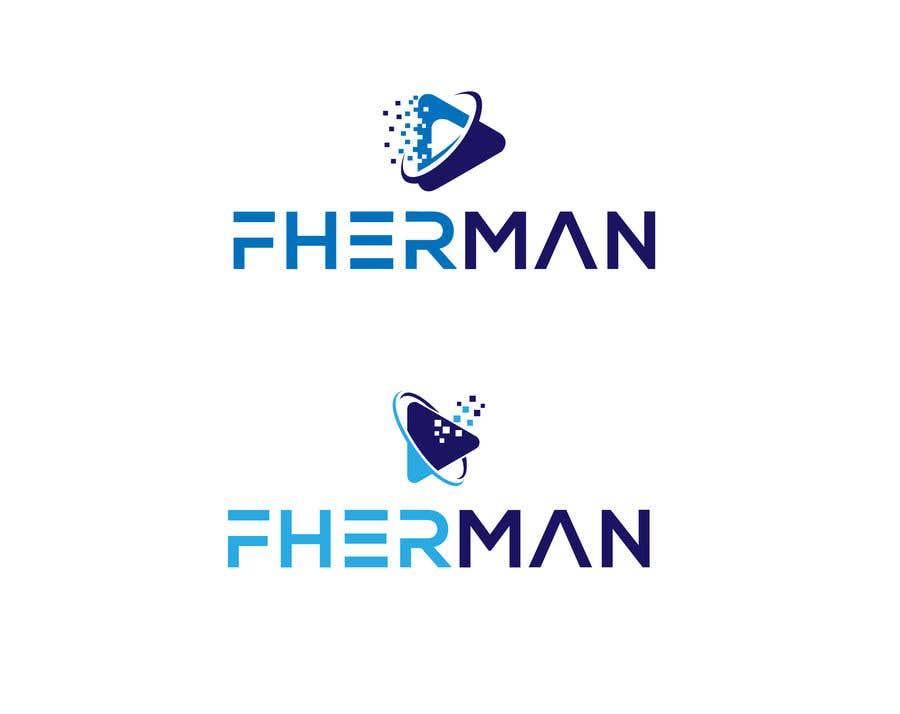 Participación en el concurso Nro.                                        134                                      para                                         Diseño Logo Fherman