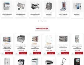 #275 para website design facelift por amitwebdesigner