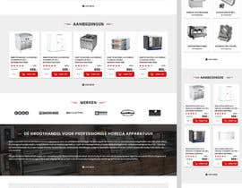 #246 para website design facelift por Grabarvl