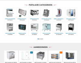 #247 para website design facelift por Grabarvl