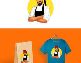 #54 for Moorish Chef Cartoon by rahudesign