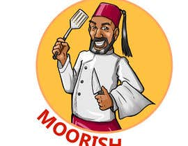 #57 for Moorish Chef Cartoon by RashidRidha97