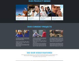 #2 para Website CONCEPT Design BluFi Wireless USA por tania06