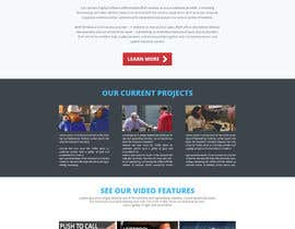 #6 para Website CONCEPT Design BluFi Wireless USA por tania06