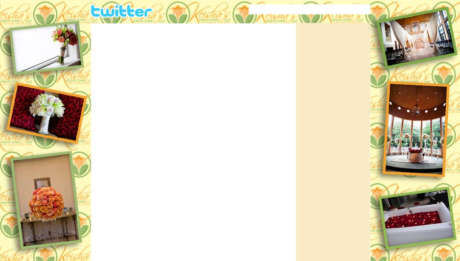 Proposition n°                                        7                                      du concours                                         Graphic Design for Twitter Background