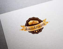Nambari 83 ya Design a Logo for Cheese Webshop KaasKraam na Carlitacro