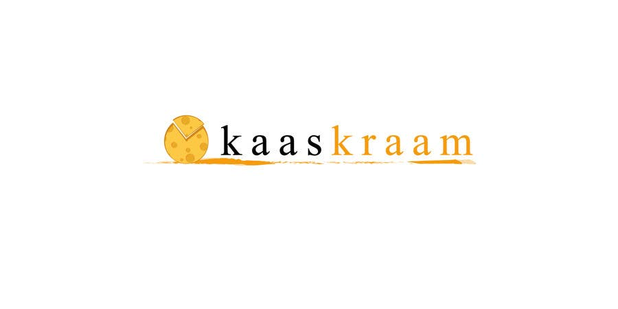 Konkurrenceindlæg #128 for Design a Logo for Cheese Webshop KaasKraam