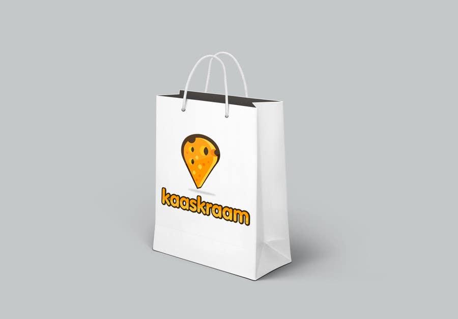 Konkurrenceindlæg #41 for Design a Logo for Cheese Webshop KaasKraam