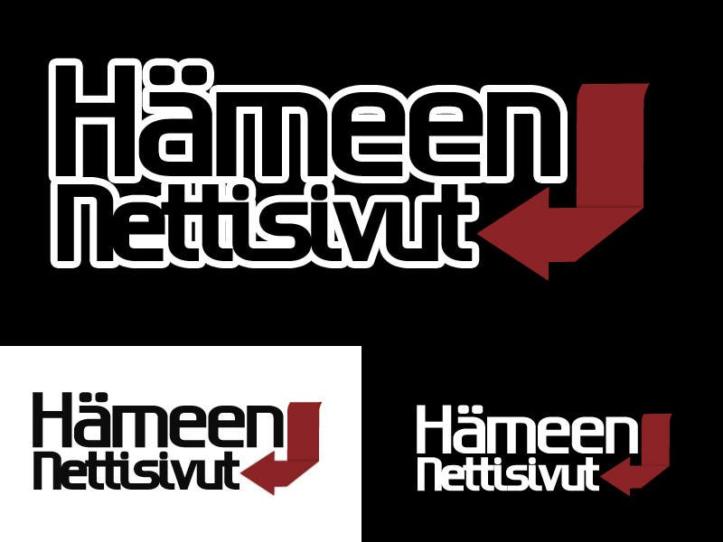 Kilpailutyö #                                        19                                      kilpailussa                                         Play around with a logo design